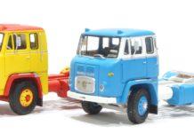 Scania-Vabis LB 7635 in H0