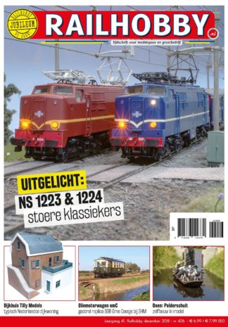 Cover Railhobby 406