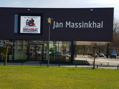 Internationale Modelspoorbeurs Nijmegen