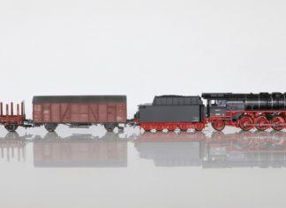 Railtest Märklin 45 022