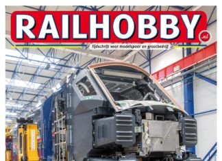 Cover Railhobby 407