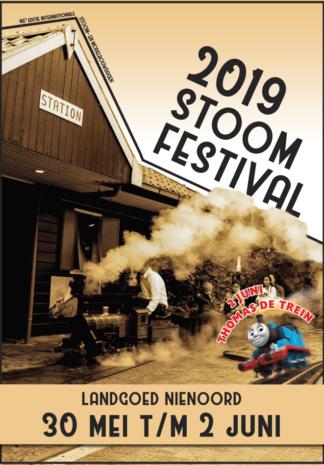 stoomfestival 2019 Nienoord